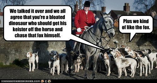 dogs i quit fox hunting what breed horse - 6940832768