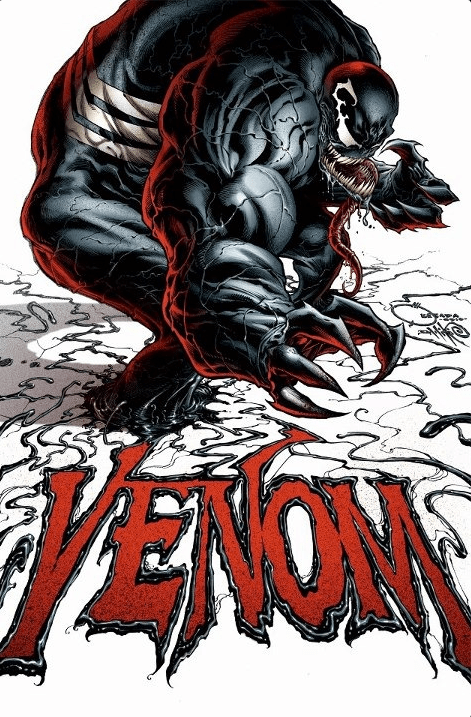 crazy art huge Venom
