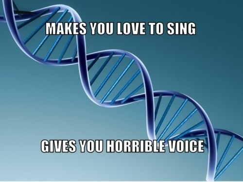 voice,singing,DNA