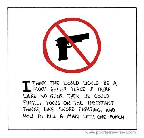 killing gun violence simple olden days - 6941288192