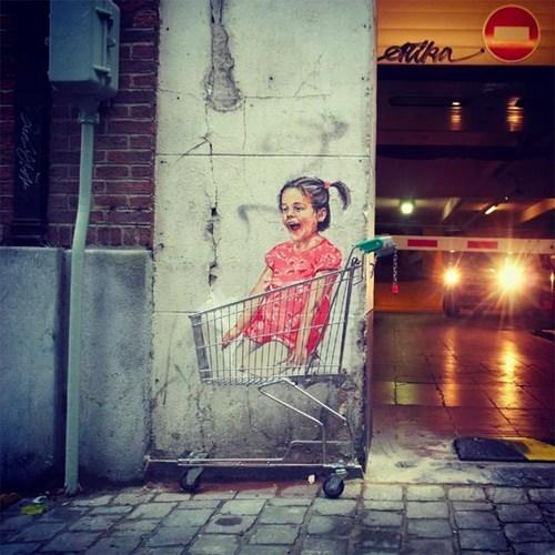 Street Art art graffiti hacked irl - 6941335040