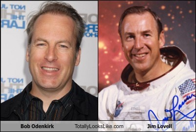 Bob Odenkirk,actor,TLL,jim lovell,astronaut,funny
