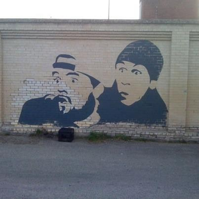 jay and silent bob Street Art nerdgasm g rated win - 6941595392