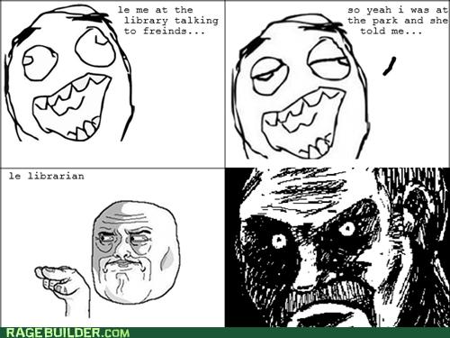 Le Librarian