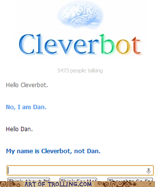 Cleverbot - 6941789696