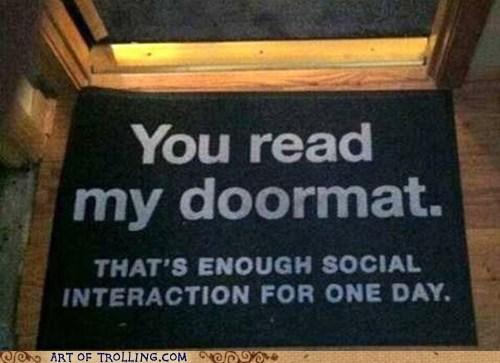 doormat day social - 6942809344