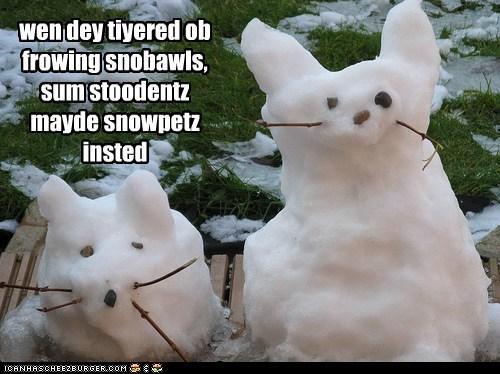 Snowpetz