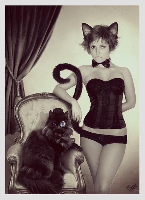 sexy Cats underwear - 6943203328