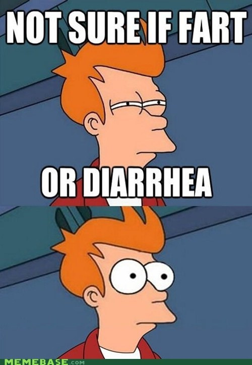 shart,cant tell if,pooptimes,Futurama Fry