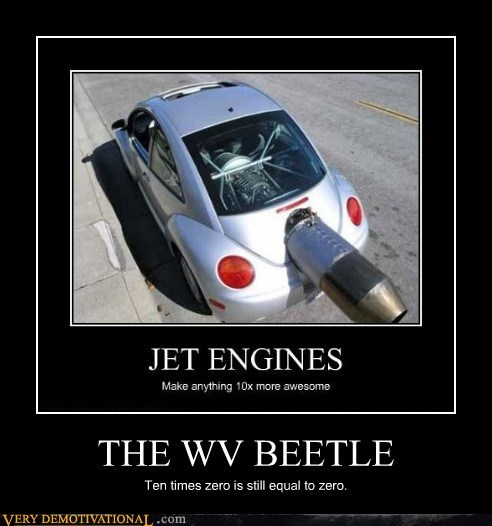 zero beetle VW math