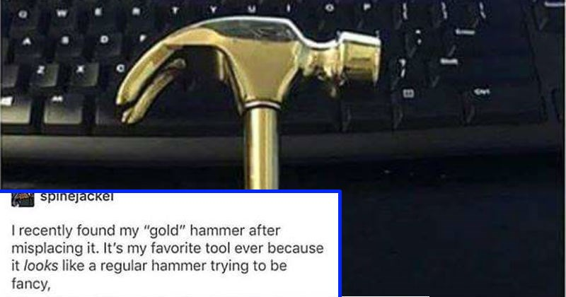 tumblr hammer tools ridiculous reaction funny - 6943493