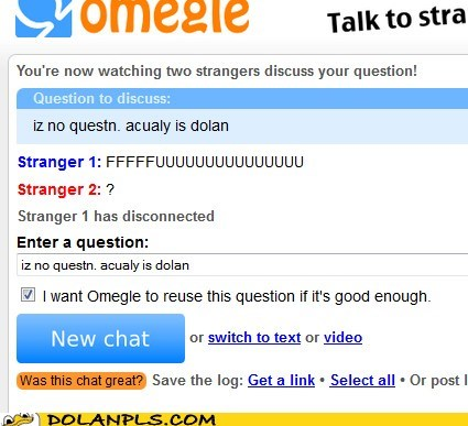 question Omegle troll - 6943510016