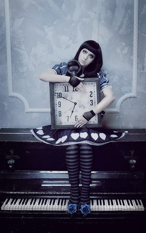 cosplay,Alice Madness Returns,video games