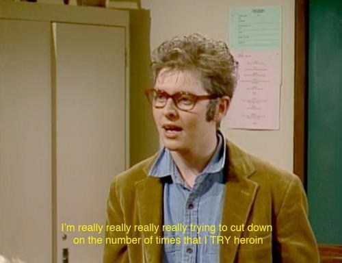 heroin,hard drugs,drugs,dave foley