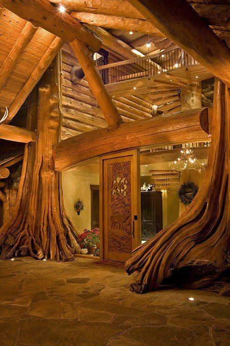 tree house design home