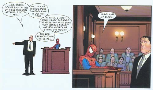 Spider-Man court J Jonah Jameson - 6943687424