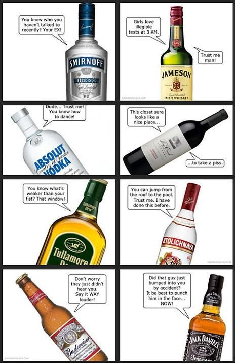 alcohol know that feel advice liquor after 12