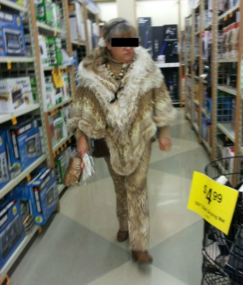 fur animal print candid - 6943805696