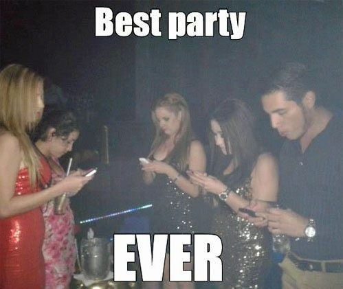 modern discourse best party ever texting g rated AutocoWrecks