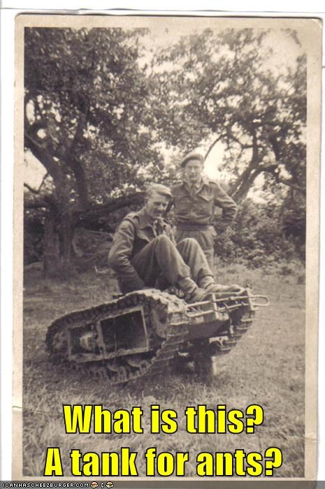 tanks zoolander military miniature - 6943904000