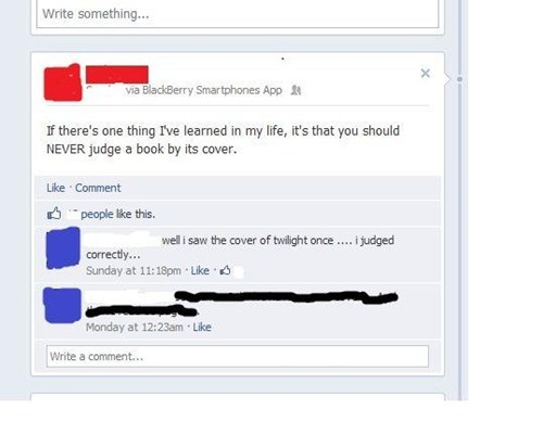 never cover facebook book - 6943966976