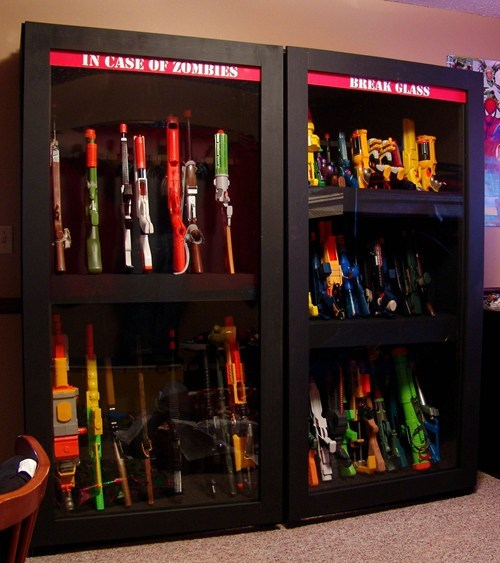 zombie Nerf nerdgasm arsenal g rated win