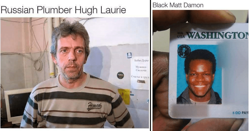 Fun celebrity lookalikes and mind blowing Doppelgangers from around the world