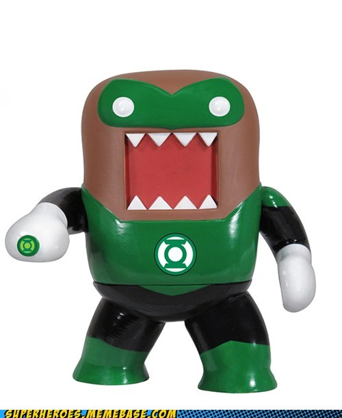 domo awesome Green lantern - 6944327168