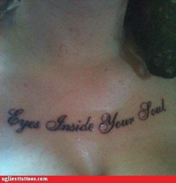 soul eyes chest tattoos - 6944739072