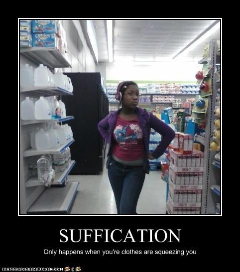 SUFFICATION