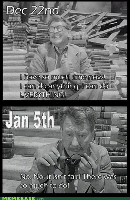 twilight zone,new year,winter break