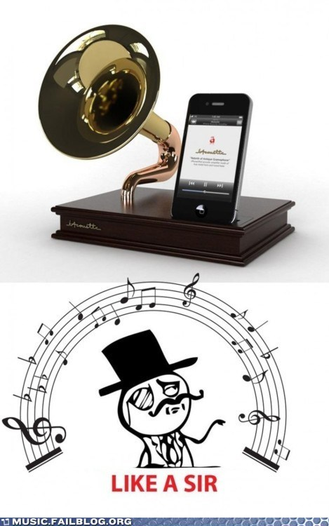 gramophone,ipods,sir