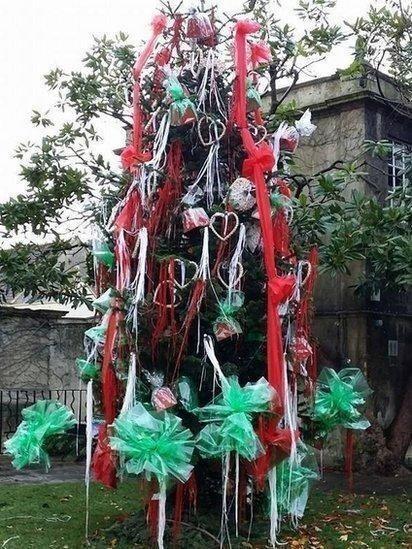 christmas list christmas tree decoration tree - 694533