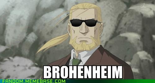 fullmetal alchemist brohenheim Hohenheim - 6946105344