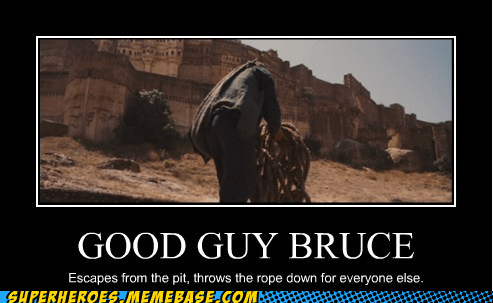 rope,good guy,bruce wayne
