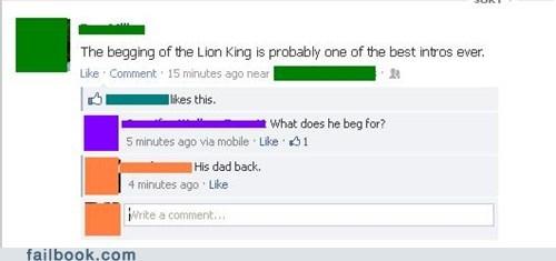 the lion king disney mufasa scar simba - 6946624256