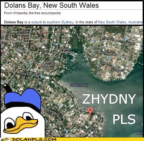 australia,map,dolans bay,New South Wales