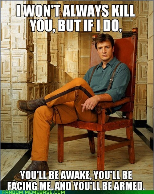 scifi,Memes,Firefly,nathan fillion,actor