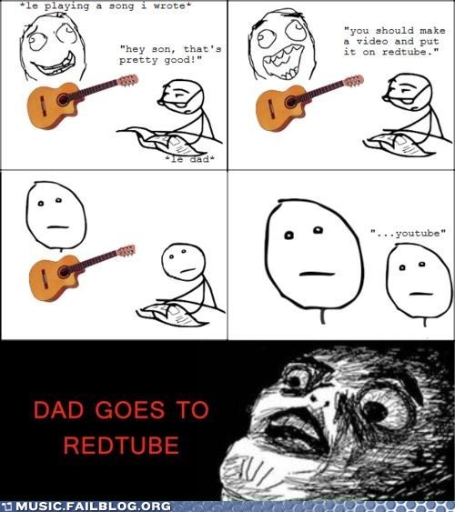redtube,youtube,Rage Comics