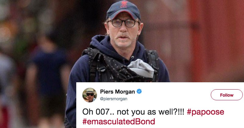 Piers Morgan twitter parenting dad roast - 6948869