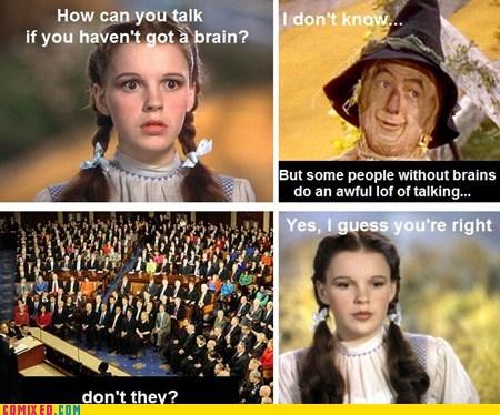 wizard of oz usa government Movie talking scarecrow - 6948942080
