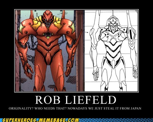 horrible art rob liefeld - 6948956160