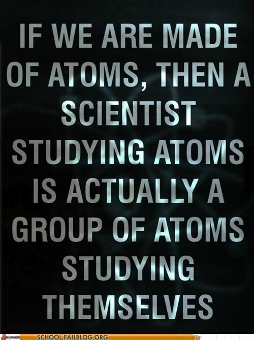 collections scientist atoms