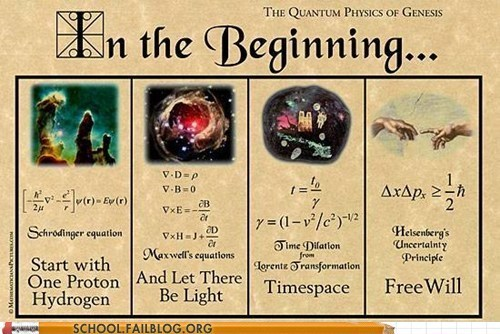 beginning,physics,religion