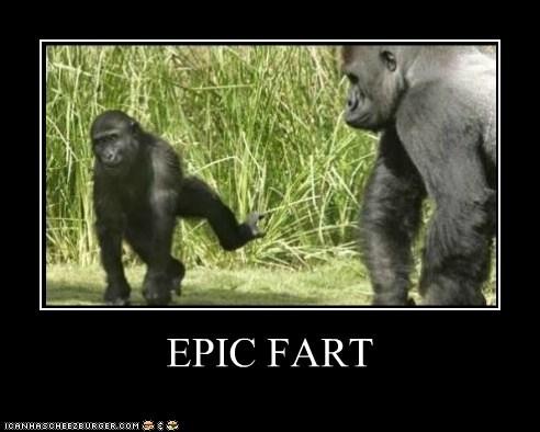 EPIC FART