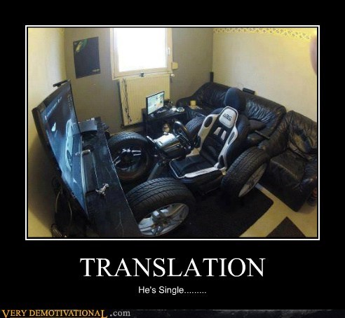 single,car,translation,TV,video games