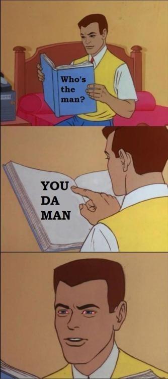 you The Man high as ballz book - 6951830528