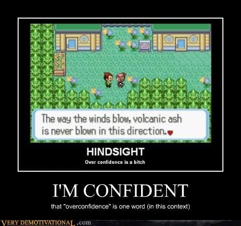 one word grammar overconfidence - 6951941888
