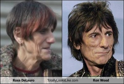ron wood,TLL,rosa delauro