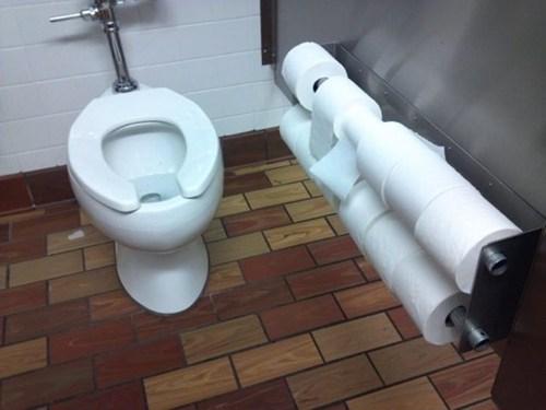 toilet paper bathroom toilet - 6952539904